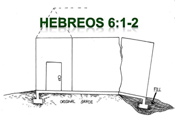 Hebreos 6:1-2