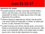 juan 21 15 17
