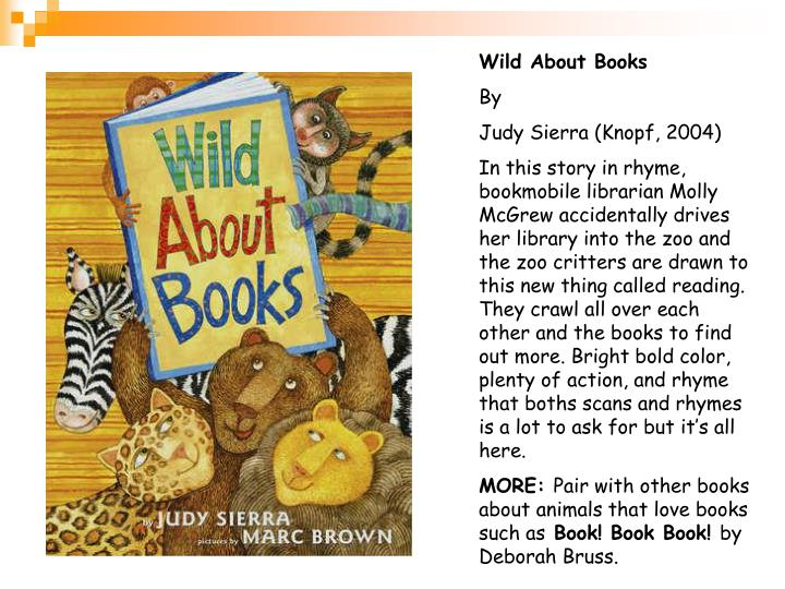 Wild About Books