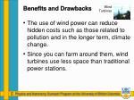 benefits and drawbacks2