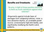 benefits and drawbacks3