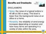 benefits and drawbacks4