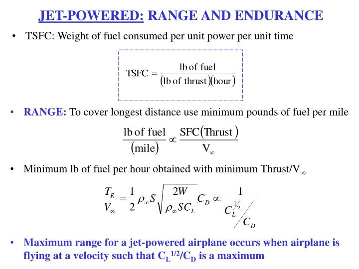 JET-POWERED: