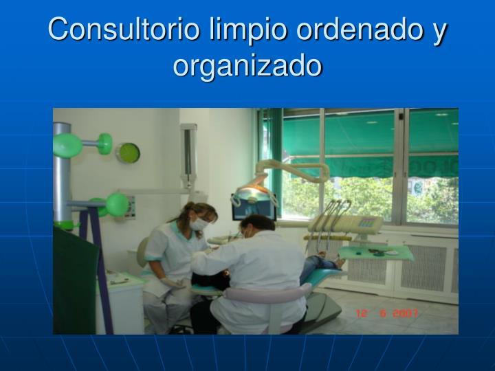Ppt tema i dr pedro hernandez p powerpoint for Cuarto ordenado y limpio
