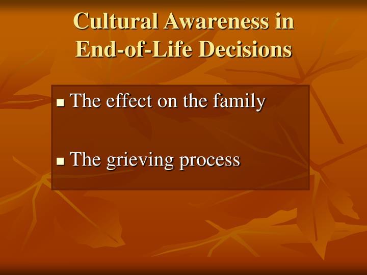 Cultural Awareness in