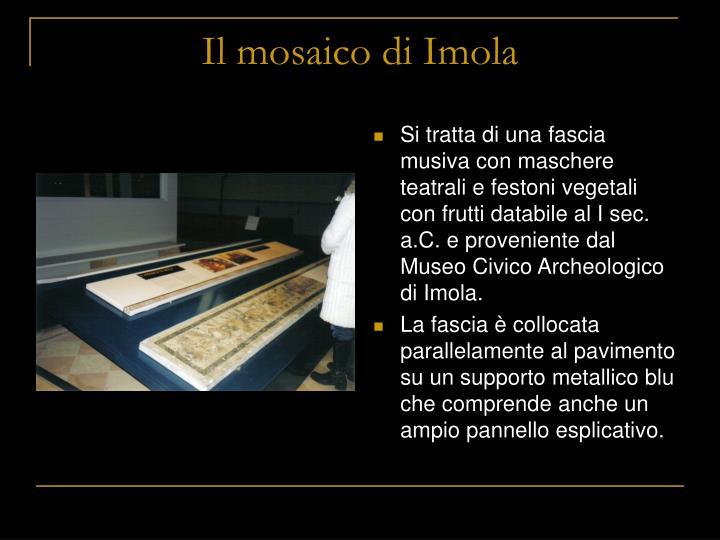Il mosaico di Imola