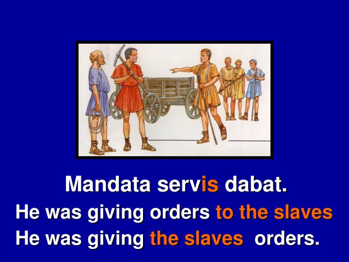Mandata serv
