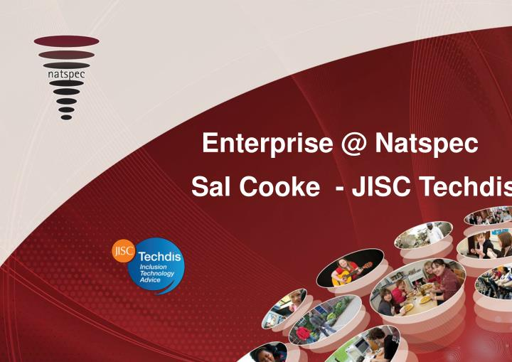Enterprise @ Natspec