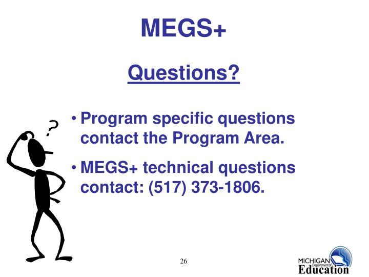 MEGS+