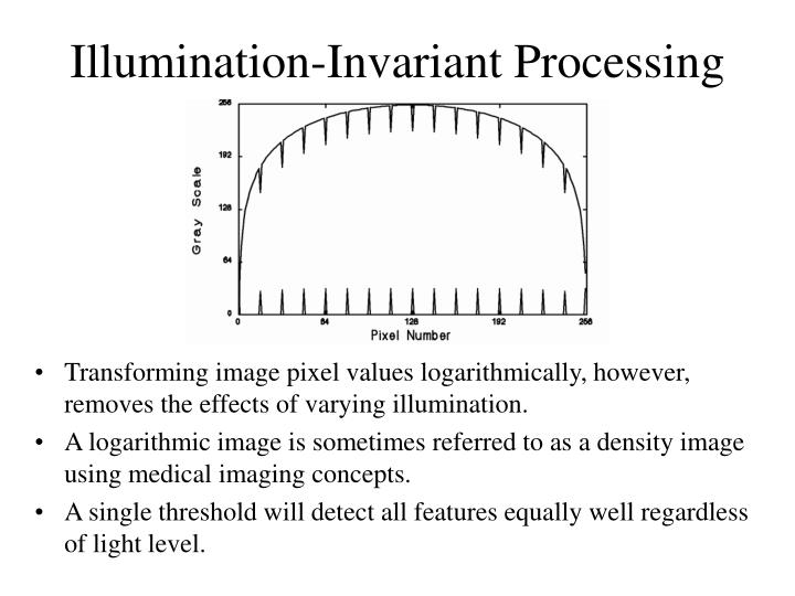 Illumination-Invariant Processing