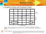 nonlinear profiles