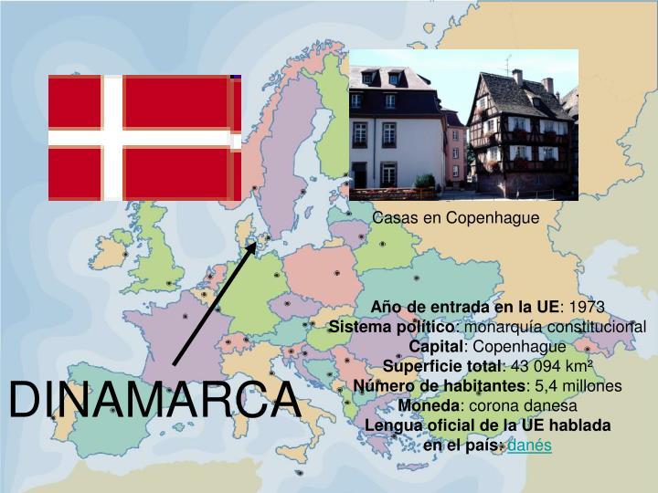 Casas en Copenhague