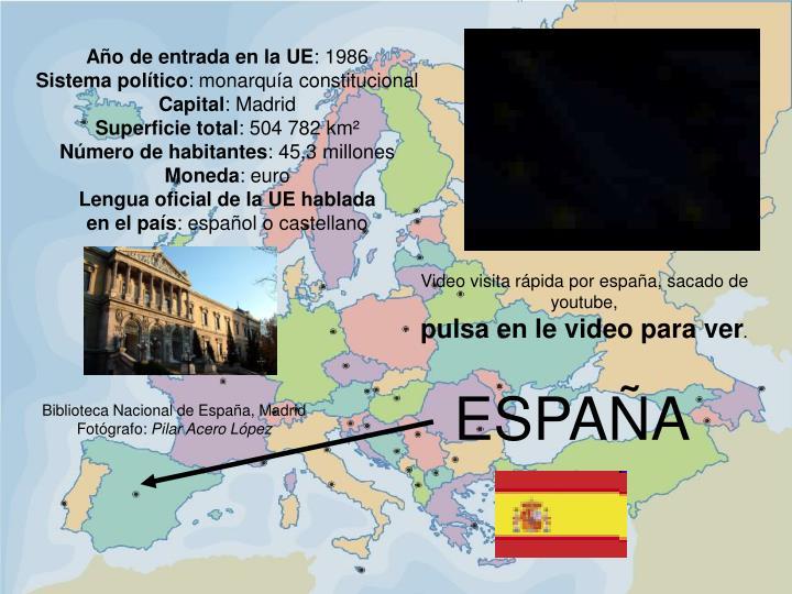 Biblioteca Nacional de España, Madrid