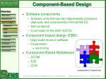 component based design