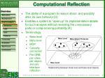 computational reflection