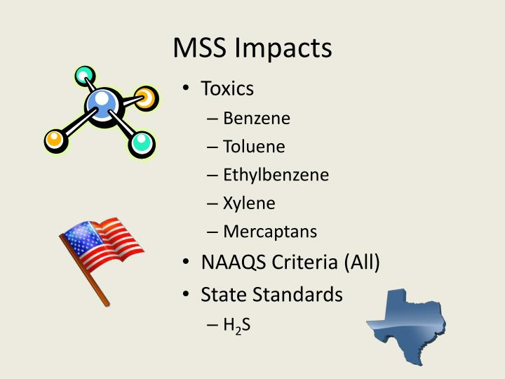 MSS Impacts