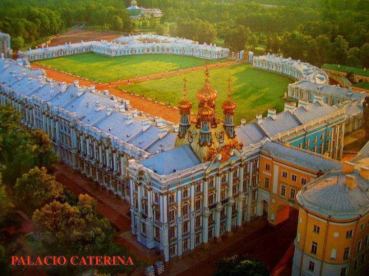 PALACIO CATERINA