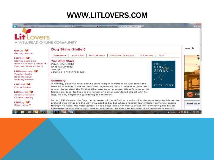 www.litlovers.com