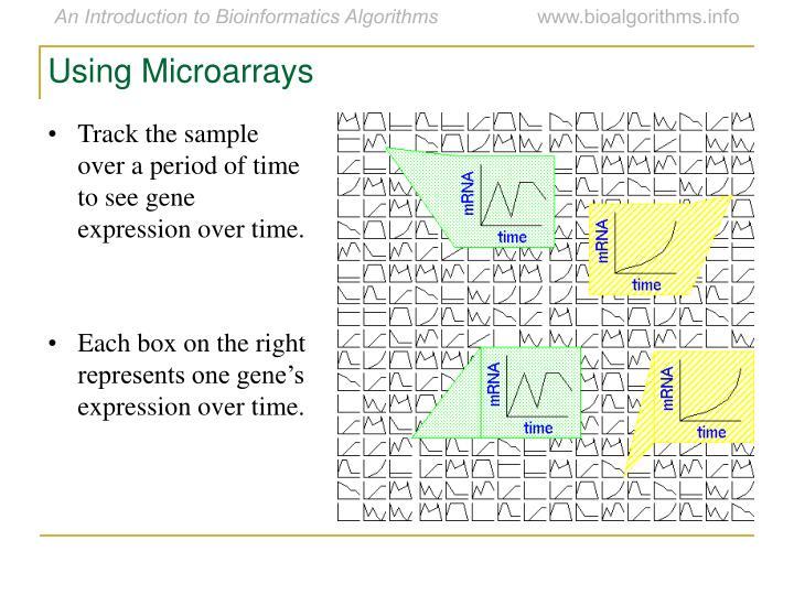Using Microarrays