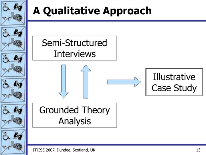 A Qualitative Approach