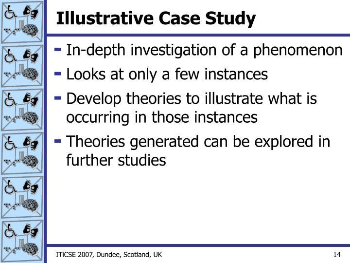 Illustrative Case Study