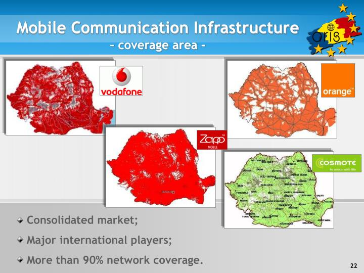 Mobile Communication Infrastructure
