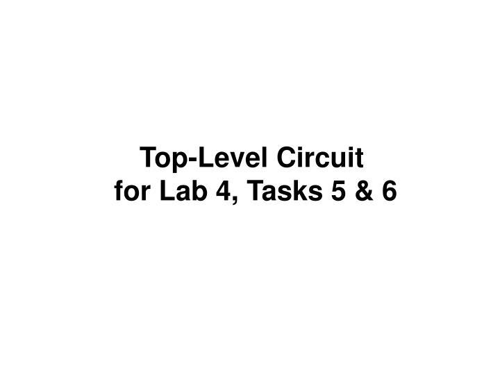 Top-Level Circuit