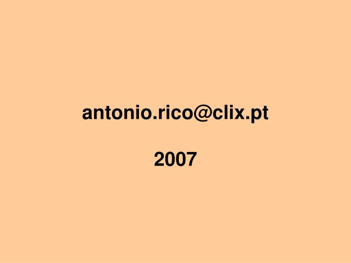 antonio.rico@clix.pt