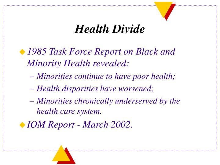 Health Divide