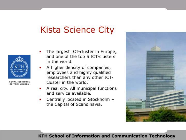 Kista Science City