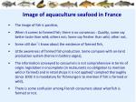 image of aquaculture seafood in france