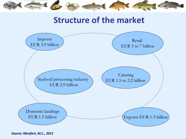 Structure of the market