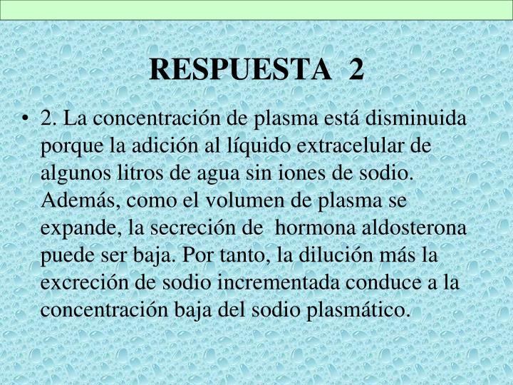 RESPUESTA  2