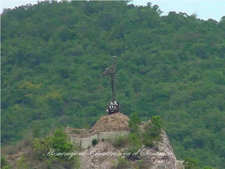 Monumento al Cimarrón