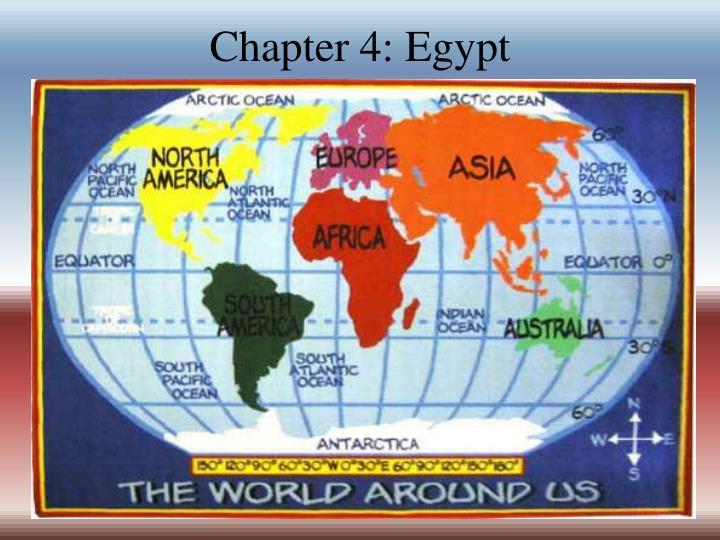 Chapter 4: Egypt