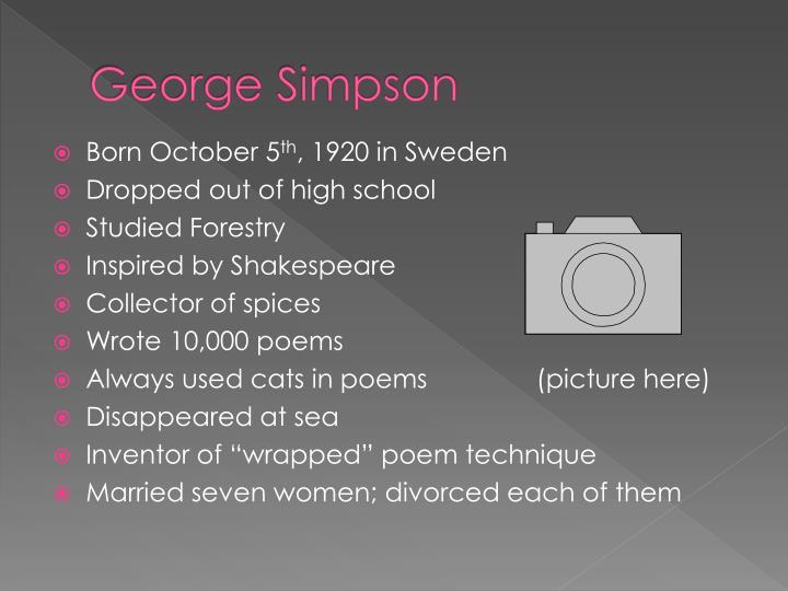 George Simpson