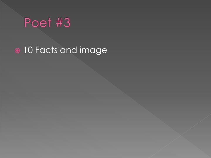 Poet #3
