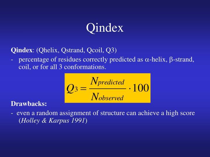 Qindex