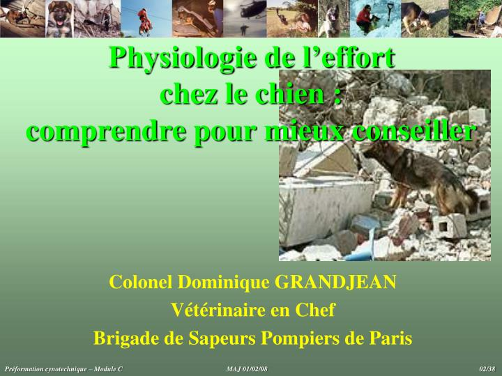 Physiologie de l'effort