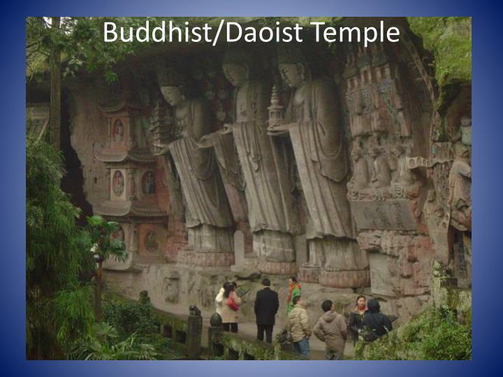 Buddhist/Daoist Temple