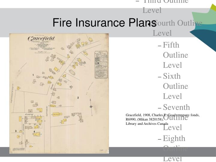 Fire Insurance Plans