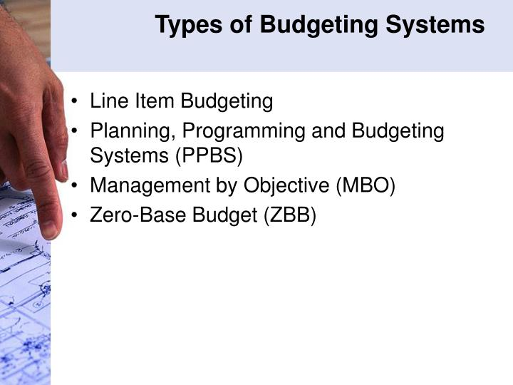 line items budgeting system essay Next is developing a line-item budget from the business plan the purposes, advantages & disadvantages of a line-item budget the advantages of budgeting in a.