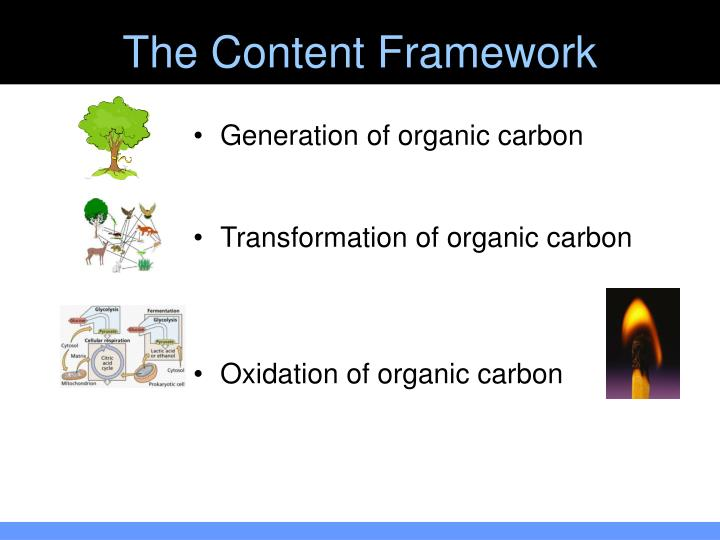 The Content Framework
