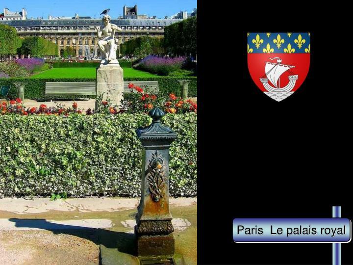 Paris  Le