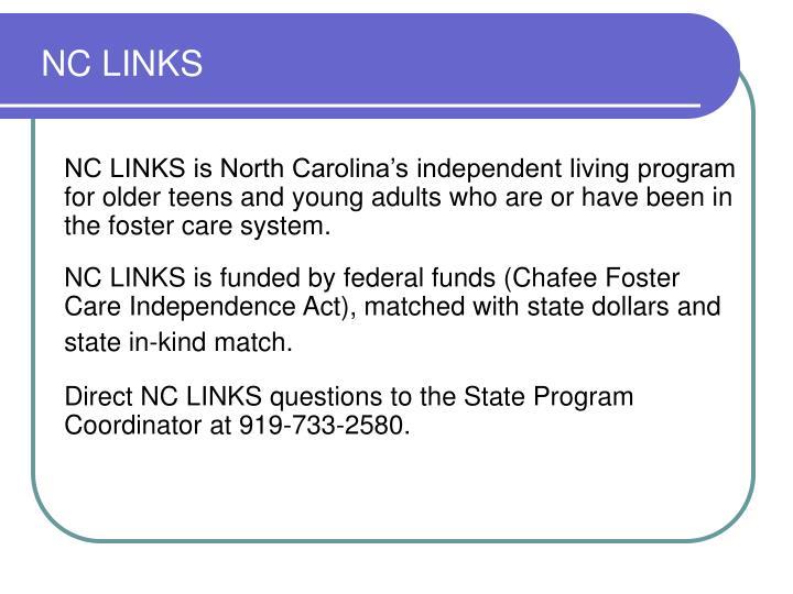 NC LINKS