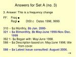 answers for set a no 3