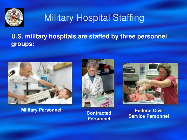 Military Hospital Staffing