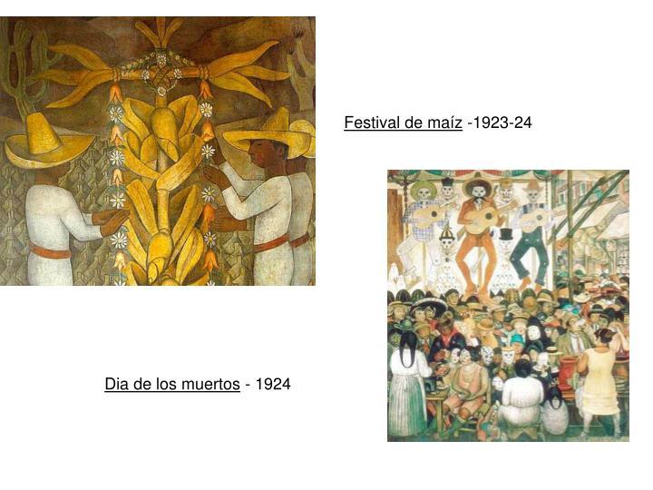 Festival de maíz