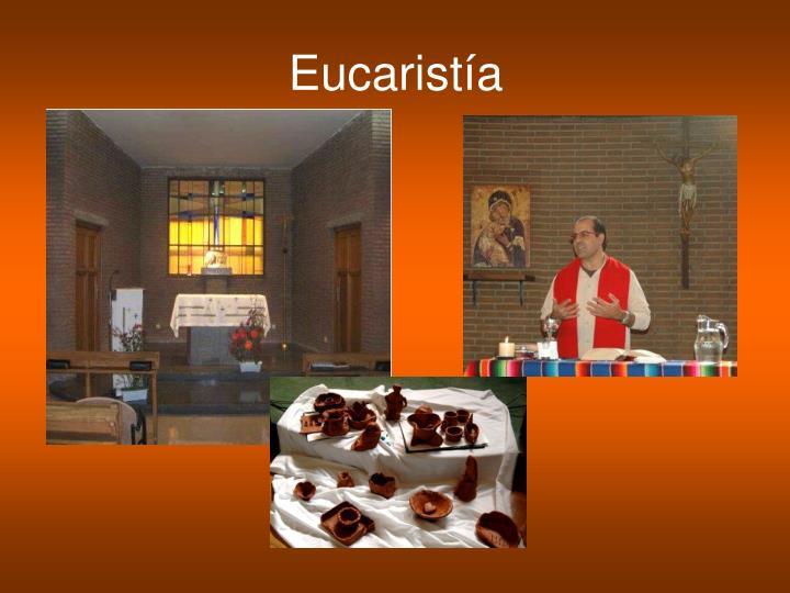 Eucaristía