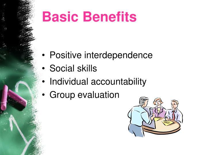 Basic Benefits